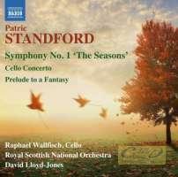Standford: Symphony No. 1 'The Seasons' Cello Concerto Prelude to a Fantasy