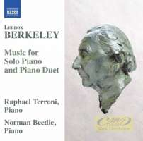 Berkeley: Music for Solo Piano and Piano Duet