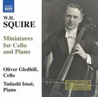 Squire: Miniatures for Cello and Piano