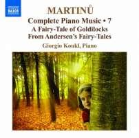 Martinu: Complete Piano Music Vol. 7 - Pohádka o Zlatovlásce, Z pohádek Andersenových