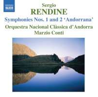 Rendine: Symphonies Nos. 1 and 2