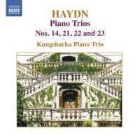 Haydn: Piano Trios Vol. 3 - Nos. 14, 21, 22 & 23