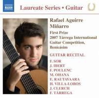 SOR / IBERT / POULENC: Guitar Recital