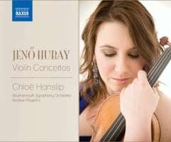Hubay: Violin Concertos Nos. 1 & 2, Scènes de la Csárda