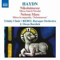 Haydn: Nikolaimesse, Nelsonmesse