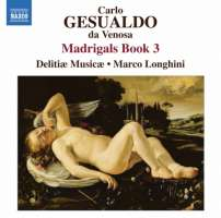 Gesualdo: Madrigals Book • 3