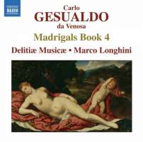 Gesualdo: Madrigals Book 4