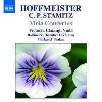 Stamitz & Hoffmeister: Viola Concertos