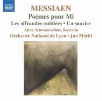 Messiaen: Poèmes pour Mi, Les offrandes oubliées, Un sourire