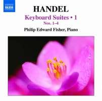 Handel: Keyboard Suites Vol. 1 - Nos. 1-4
