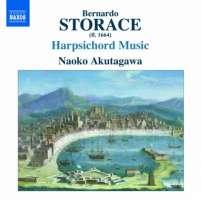 Storace: Harpsichord Music (1664)