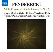 Penderecki: Viola Concerto, Cello Concerto No. 2