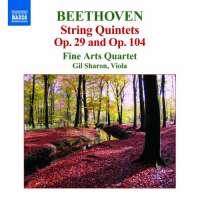 Beethoven: String Quintets Op. 29 & 104