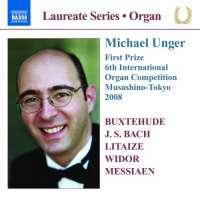 BUXTEHUDE / BACH / LITAIZE: Organ Recital