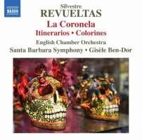 Revueltas: La Coronela, Itinerarios, Colorines