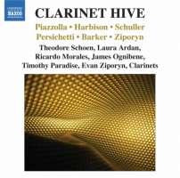 Piazzolla / Harbison / Schuller / Barker / Persichetti / Ziporyn: Clarinet Hive