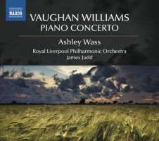 Vaughan Williams: Piano Concerto, The Wasps, English Folk Song Suite, The Running Set