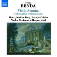 Benda: Violin Sonatas