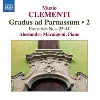 CLEMENTI: Gradus ad Parnassum Op. 44, Volume 2: Exercises Nos. 25-41