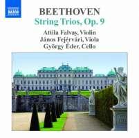 Beethoven: String Trios Op. 9