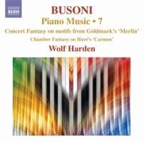 Busoni: Piano Music Vol. 7