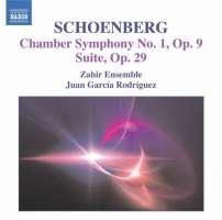 Schoenberg: Suite Op. 29, Chamber Symphony No. 1 Op. 9