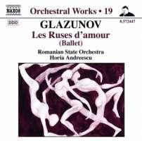 Glazunov25.04.2021 Les Ruses d´amour op. 61