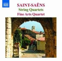 SAENS-SAENS: String Quartets Nos. 1 & 2