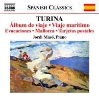 TURINA: Piano Music • 7 - Álbum de viaje, Viaje marítimo