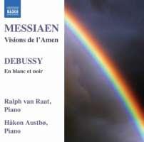 Messiaen: Visions de l´Amen, Claude Debussy: En blanc et noir