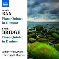 Bax & Bridge: Piano Quintets