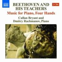 Beethoven and His Teachers - Beethoven, Neefe, Albrechtsbeger, Haydn