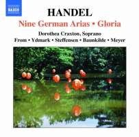 Handel: Nine German Arias, Gloria