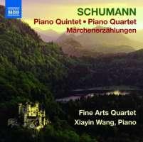 SCHUMANN: Piano Quintet, Piano Quartet, Märchenerzählungen