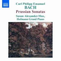 Bach, C.P.E.: Prussian Sonatas