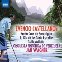 Castellanos: Santa Cruz de Pacairigua, El Río de las Siete Estrellas, Suite Avileña