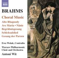Brahms: Music for Chorus and Orchestra
