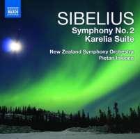 Sibelius: Symphony No. 2, Karelia Suite