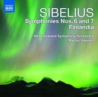 Sibelius: Symphonies Nos. 6 and 7, Finlandia
