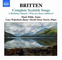 Britten: Complete Scottish Songs
