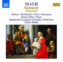 Mayr: Samuele - oratorio
