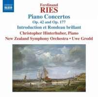 Ries: Piano Concertos Vol. 5 - Op. 42 & Op. 177, Introduction et Rondeau brillant