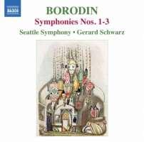 Borodin: Symphonies Nos. 1 - 3
