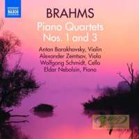 Brahms: Piano Quartets Nos. 1 and 3