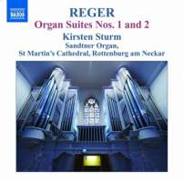 Reger: Organ Works Vol. 12 - Suites Nos. 1 & 2