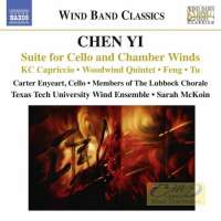 Yi Chen: Music for Wind Band