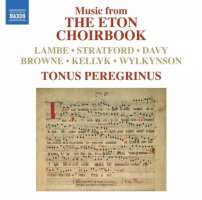 Music from The Eton Choirbook - XV / XVI wiek