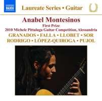 Guitar Recital - Anabel Montesinos: Granados, Falla, Llobet, Rodrigo, Sor, Pujol