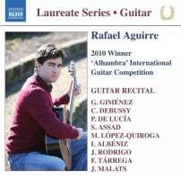 Rafael Aguirre: Guitar Recital - Gimenez, Debussy, Paco de Lucia, Albeniz, Rodrigo, ...