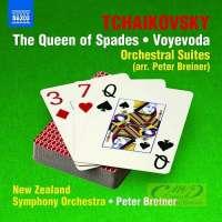 Tchaikovsky: The Queen of Spades & Voyevoda - suites